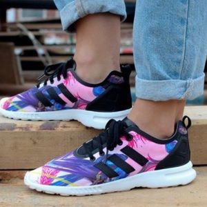 Adidas ZX Flux Smooth (W) Sneakers/Trainers 👟